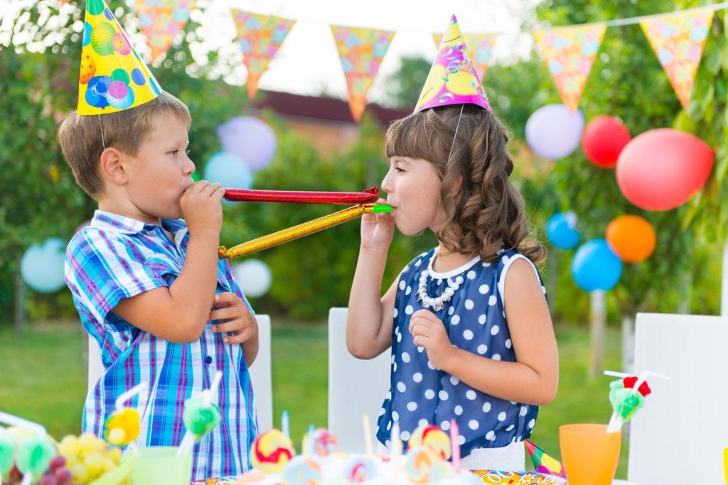 Фото день рождения дети